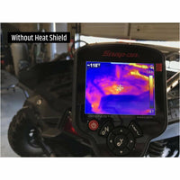 Geiser Performance Can Am X3 Bed Heat Shield - Kombustion Motorsports