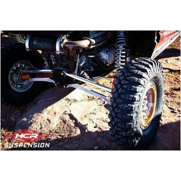 HCR Polaris RZR XP 1000/Turbo/RS1 Mid-Travel Aluminum High Clearance Rear Links - Kombustion Motorsports