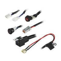 Heise Lamp ATP Wiring Harness and Switch Kit - Kombustion Motorsports