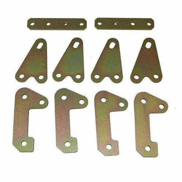 High Lifter 2'' Lift Kit for Polaris Ranger 900/1000/Diesel - Kombustion Motorsports