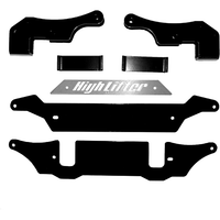 "High Lifter 3-5"" Signature Series Lift Kit for Polaris RZR 1000 XP - Kombustion Motorsports"