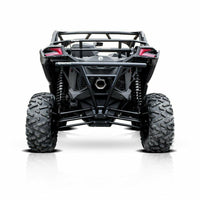 HMF Racing Defender Rear Bumper - Can Am Maverick X3 - Kombustion Motorsports