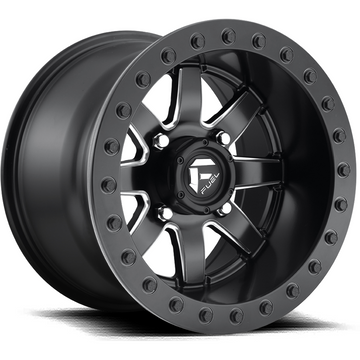 Fuel Off Road Maverick Beadlock D928 Black and Milled