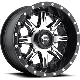 Fuel Off Road Nutz D541 Wheel