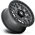 Fuel Off Road Tech D916 Beadlock Anthracite