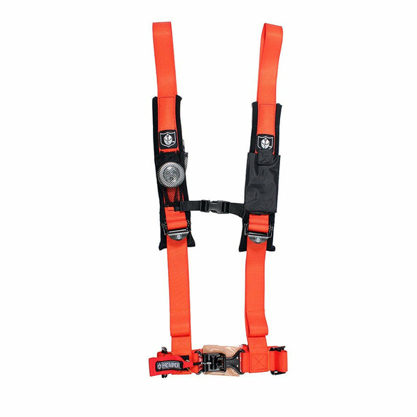 "Pro Armor 4 Point 2"" Harness w/Sewn in Pads"