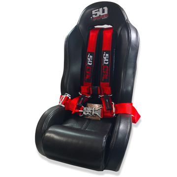 50 Cal Racing Off Road Child Booster Seat
