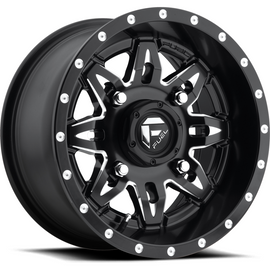 Fuel Off Road Lethal Wheel D567