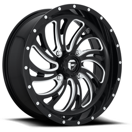 Fuel Off Road Kompressor D641 Wheel