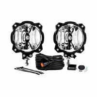 KC HILIGHTS Gravity® LED Pro6 Single Pair Pack System - Kombustion Motorsports