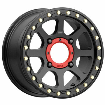 KMC Wheels KS234 Addict 2 Beadlock (Satin Black)