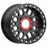 KMC Wheels KS235 Grenade Beadlock (Satin Black) - Kombustion Motorsports