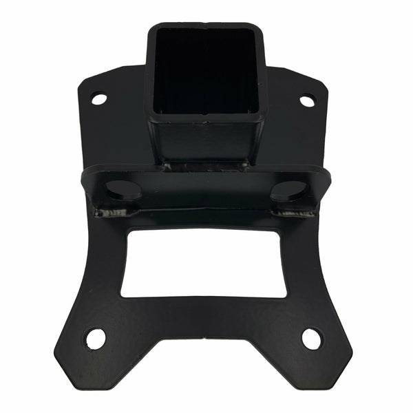 Kombustion Motorsports Polaris RZR Pro XP Rear Radius Plate w/Hitch Receiver - Kombustion Motorsports