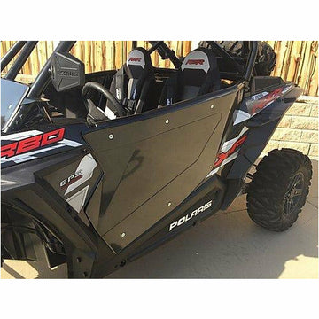 Madigan Motorsports Polaris RZR XP 1000 2-Seat Bolt On Door Kit