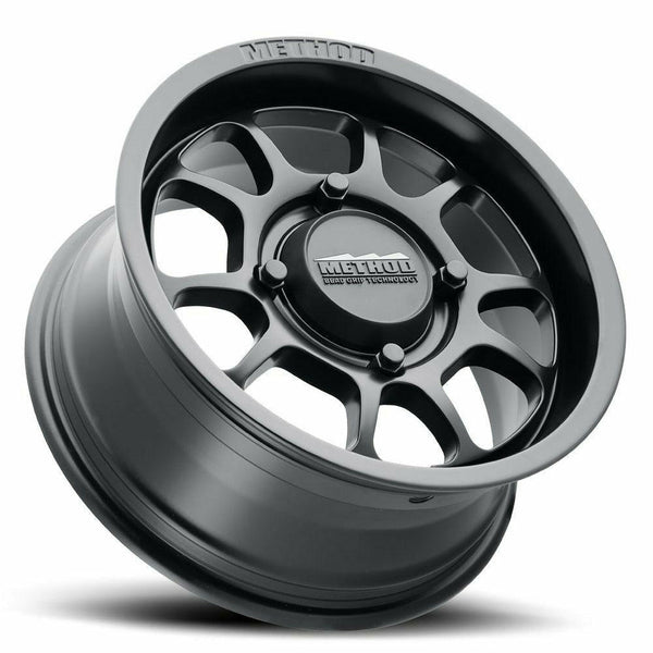 Method Race Wheels 409 UTV Bead Grip® | Matte Black - Kombustion Motorsports