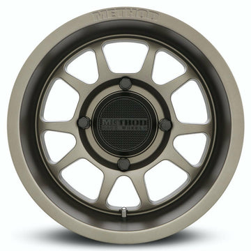 Method Race Wheels 409 UTV Bead Grip® | Steel Grey