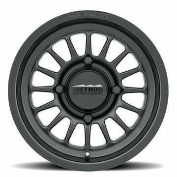 Method Race Wheels 411 UTV Bead Grip - Matte Black