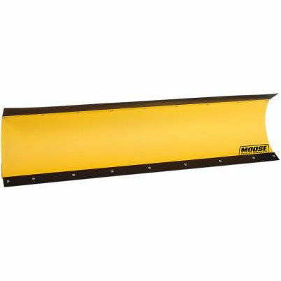 "Moose Utilities 72"" Straight Blade Plow Matte Finish - Kombustion Motorsports"