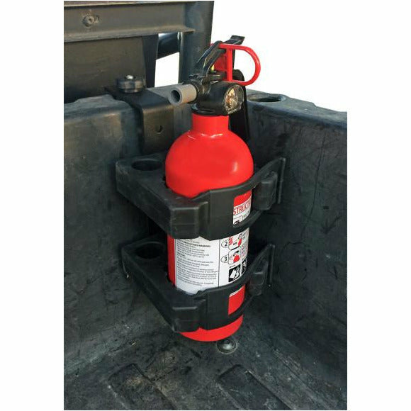 Moose Utilities Ranger/General Fire Extinguisher Bed Mount - Kombustion Motorsports