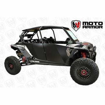 Moto Armor Aluminum Doors for RZR XP4 1000/Turbo/Turbo S