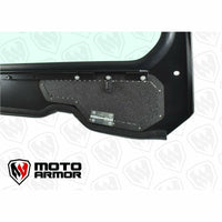 Moto Armor Full Glass Windshield w/Vents - Polaris RZR 900/1000/Turbo - Kombustion Motorsports