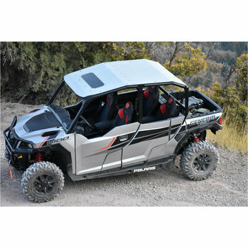 MOTO ARMOR POLARIS GENERAL 4 ALUMINUM ROOF (WITH SUNROOF)