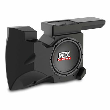 MTX Audio Four Speaker, Dual Amplifier, and Subwoofer Polaris RZR Audio System