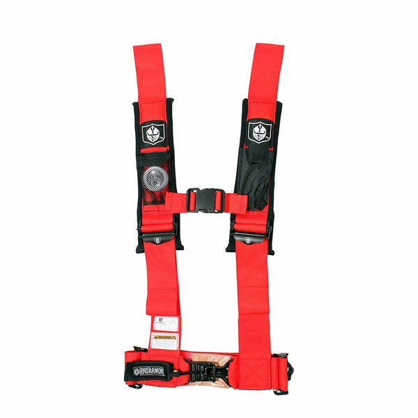 "Pro Armor 5 Point 3"" Harness with Sewn in Pads - Kombustion Motorsports"
