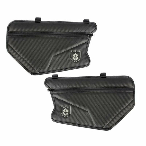 Pro Armor Can Am Maverick X3/Max Stock Knee Pad Storage Bags - Kombustion Motorsports