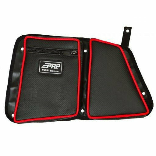 PRP RZR Stock Rear Door Bag with Knee Pad - Kombustion Motorsports