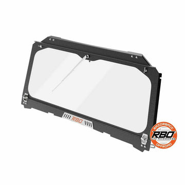 Razorback Offroad 2016+ Polaris General Folding Front Windshield