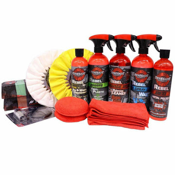 Renegade Lifted Truck Detailing & Restoration Kit