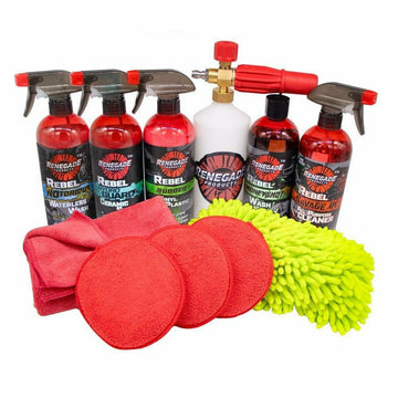 Renegade Off-Road Detailing Kit