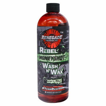 Renegade Rebel Moneyshot Wash N Wax Soap
