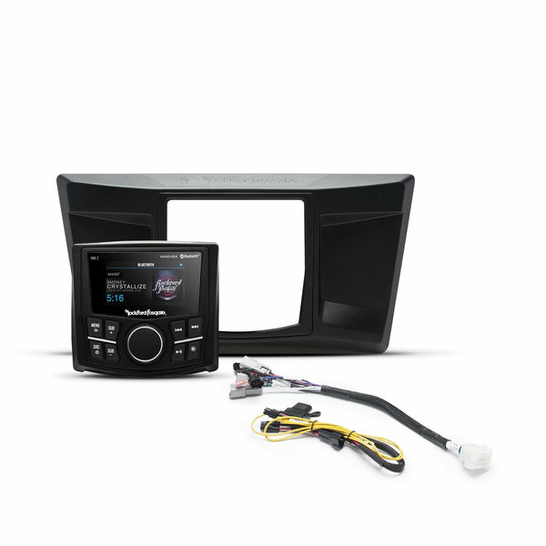 Rockford Fosgate YXZ Stage 1 Stereo Kit for select YXZ® models - Kombustion Motorsports