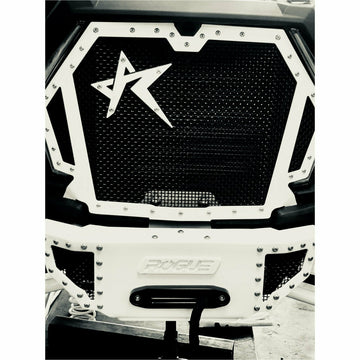 Rogue Off-Road 2019 RZR Turbo Mesh Grille