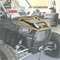 Rogue Offroad Turbo RZR Hood - Kombustion Motorsports
