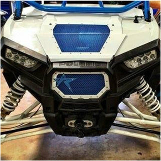 Rogue Rzr 1000 Mesh Grill - Kombustion Motorsports