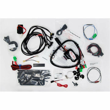 RYCO 7101A Polaris Turbo S, RZR XP 1000/Turbo Turn Signal/Horn Kit