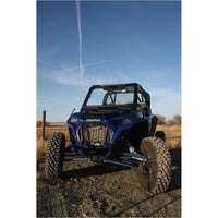 Ryfab Polaris RZR XP Turbo S Glass Windshield - Kombustion Motorsports