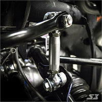 S3 Power Sports Can-Am Maverick X3 HD Front Sway Bar Links - Kombustion Motorsports