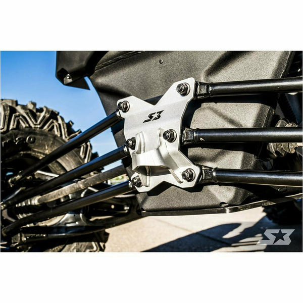 S3 Power Sports Can-Am Maverick X3 Pull Plate - Kombustion Motorsports