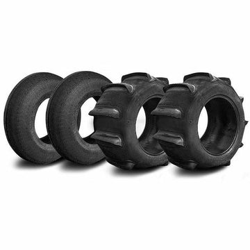 Sandcraft Destroyer Digger Paddle Tires
