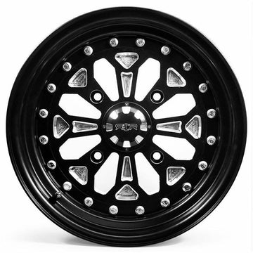 "Sandcraft Nomad Billet 3 piece 15"" wheels"