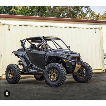 SDR Motorports Hi-Bred Bolt-in Doors | RZR XP 1000