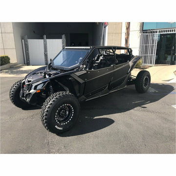 SDR Motorsports Hi-Bred Bolt-in Doors | Can-Am Maverick X3 Max