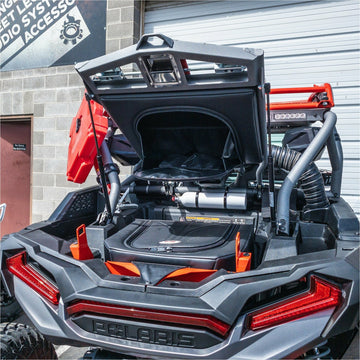 SDR Motorsports RZR XP Rear Adventure Rack