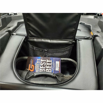 SDR Motorsports Rear Bed Storage/Cooler Bag - Polaris RZR Pro XP