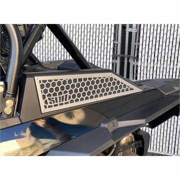 SDR Motorsports RZR Turbo Bed Side Grill
