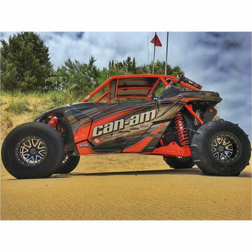 SDR Motorsports Shorty Cage | Can-Am Maverick X3